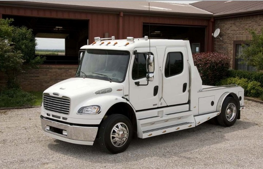RR - Heavy Duty Truck (HDT) Conversion