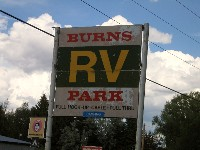 Burns OR