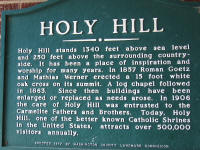 Holy Hill, WI
